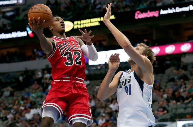 Chicago Bulls v Dallas Mavericks