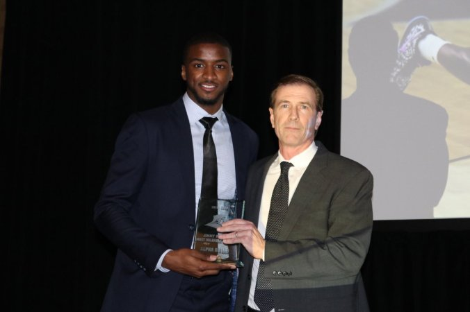 Jimmy Walker Most Valuable Player Award - Alpha Diallo